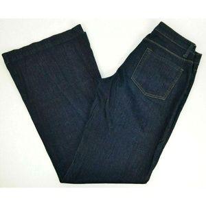 American Rag Cie Flare Bell Bottom Blue Jeans